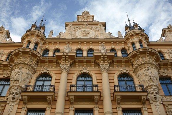 Art Nouveau. Riga