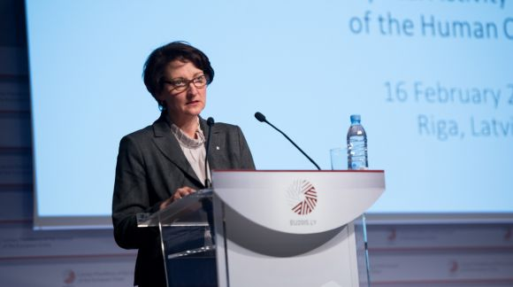 Minister for Education and Science Mārīte Seile. © Ministry of Education and Science