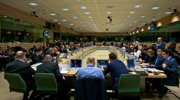 Agriculture and Fisheries Council. © European Union