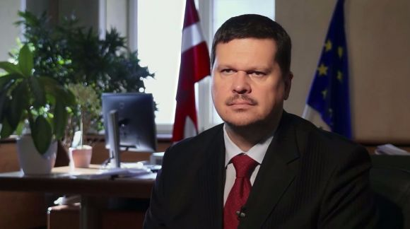 Welcome video message by Kaspars Gerhards, Minister for Environmental Protection and Regional Development of Latvia.